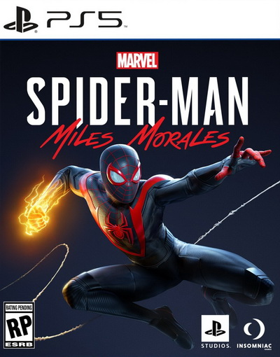 Marvel's Spider-Man: Miles Morales (2020) постер