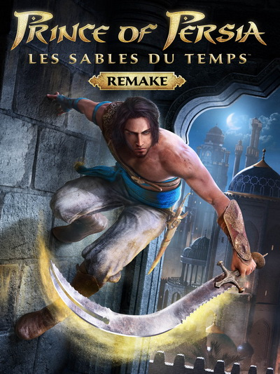 Prince of Persia: The Sands of Time Remake (2021) постер