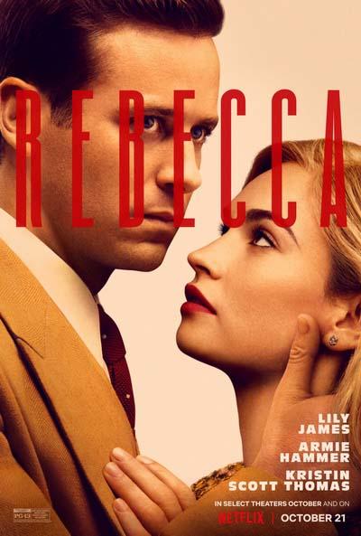 Ребекка (2020) постер