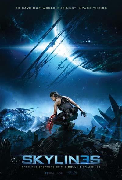 Скайлайн 3 (2020) постер