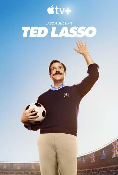 Тед Лассо (2021) постер