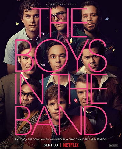 Парни в группе (2020) постер