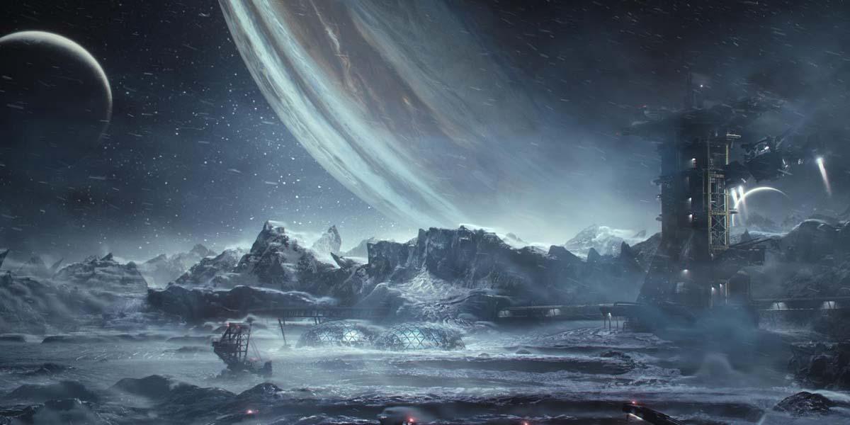 """Игра """"The Callisto Protocol"""" (2022)"""