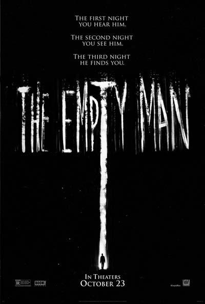 Пустой человек (2020) постер