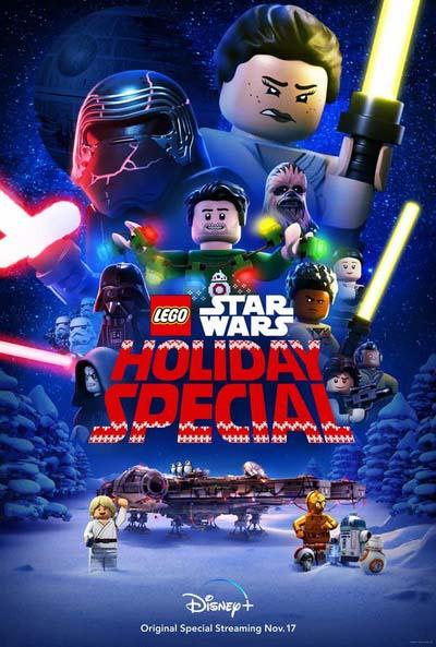 ЛЕГО Звездные войны: Праздничный спецвыпуск (2020) постер