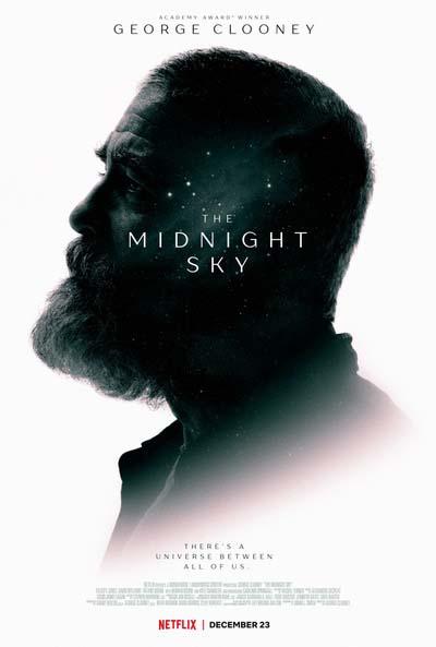 Полночное небо (2020) постер