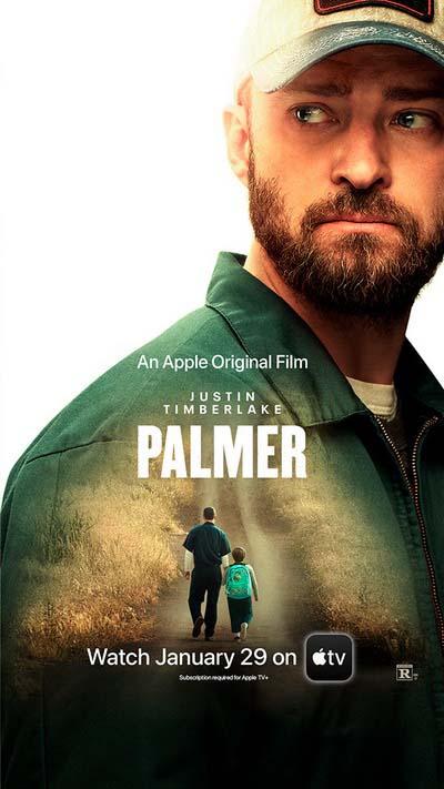 Палмер (2021) постер