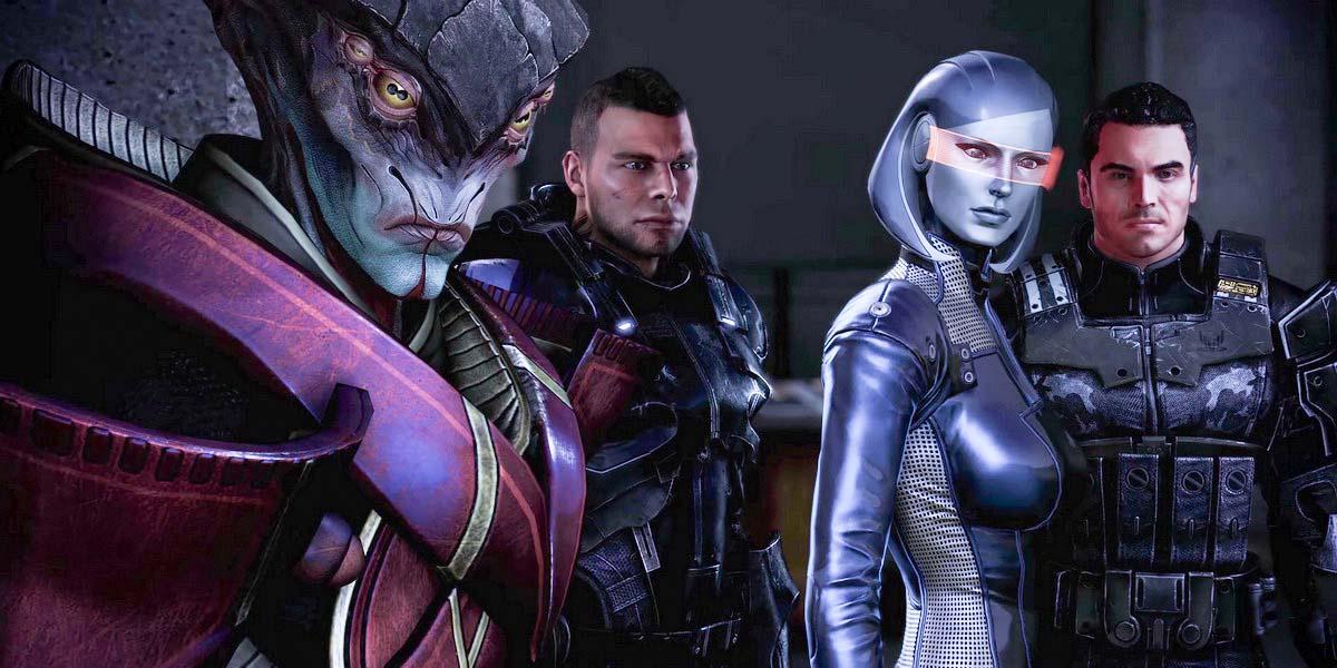 "Игра ""Mass Effect Legendary Edition"" (2021)"