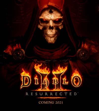 Diablo II: Resurrected (2021) постер