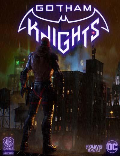 Gotham Knights (2021) постер