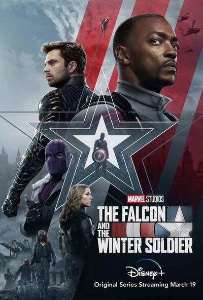 Сокол и Зимний Солдат (2021) постер