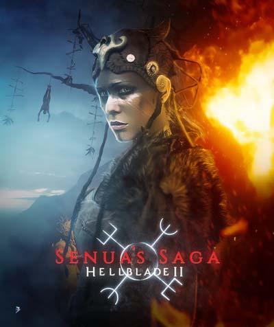 Senua's Saga: Hellblade 2 (2021) постер