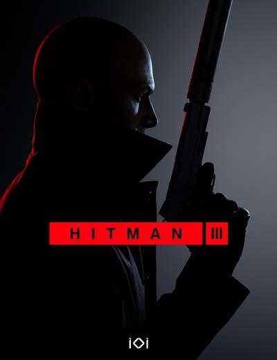 Hitman 3 (2021) постер