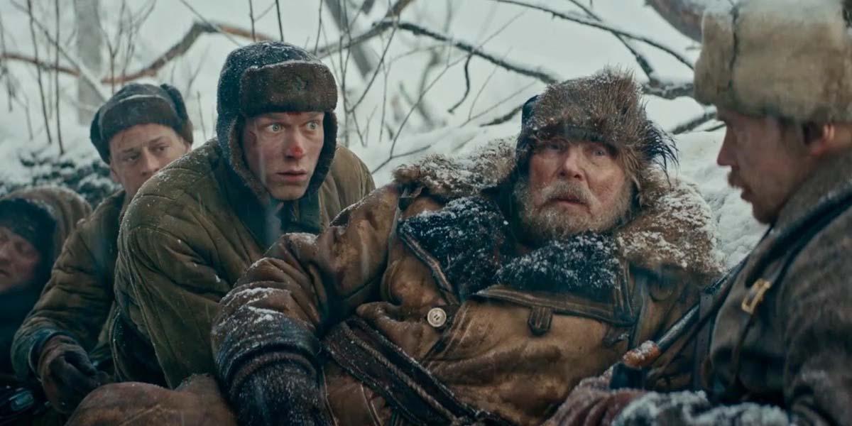 """Фильм """"Красный призрак"""" (2021)"""