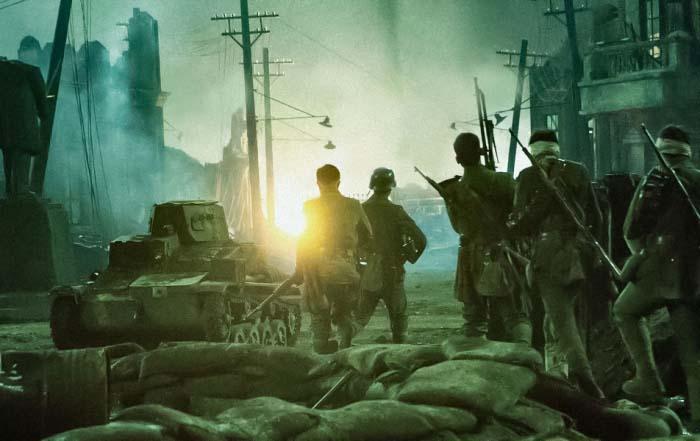 Лучшие новые военные фильмы 2021