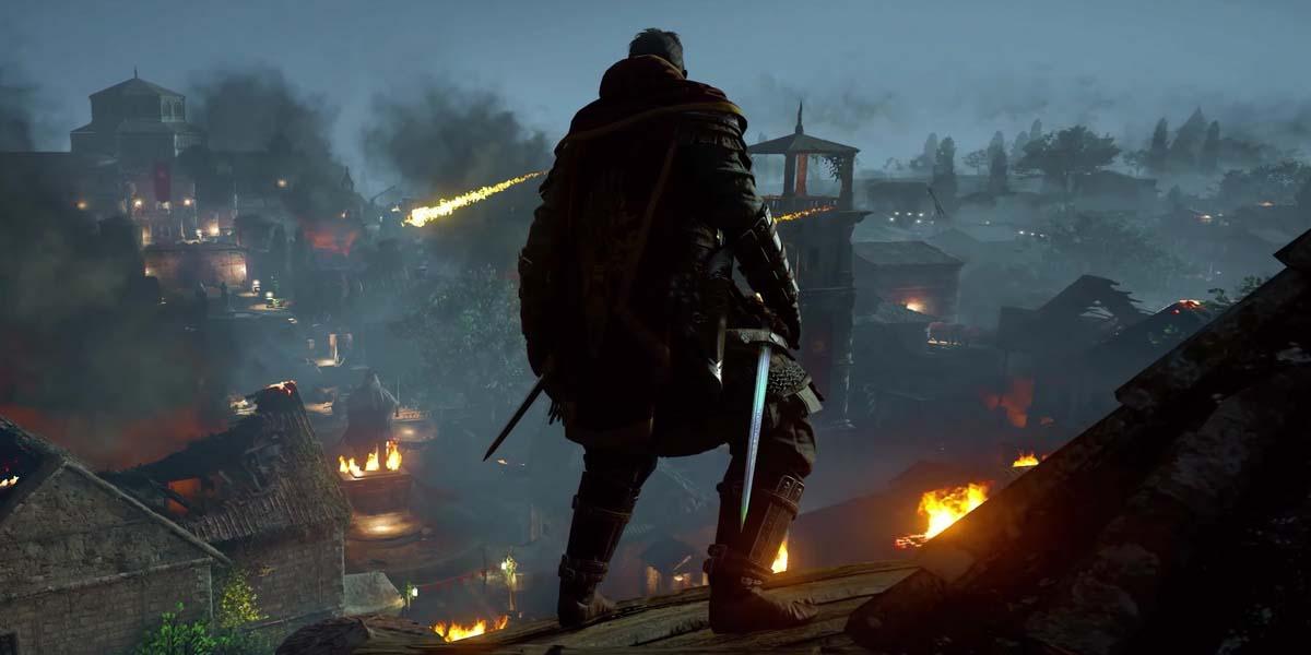"Игра ""Assassin's Creed: Valhalla"""