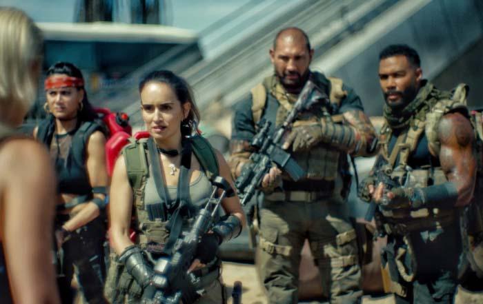 Лучшие новые фильмы Netflix 2021