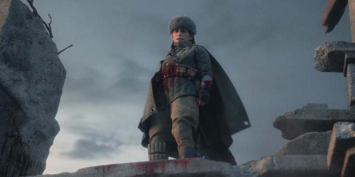 """Игра """"Call of Duty: Vanguard"""" (2021)"""