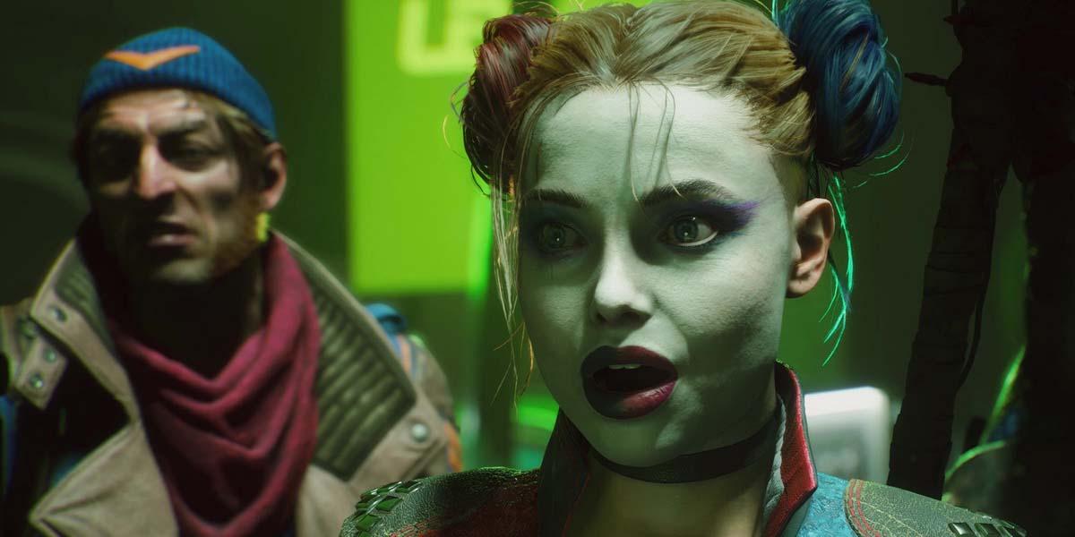 "Игра ""Suicide Squad: Kill the Justice League"" (2022)"