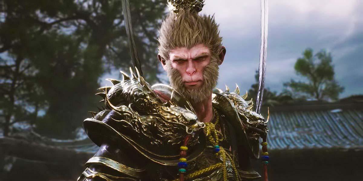 """Игра """"Black Myth: Wukong"""" (2023) Постер"""