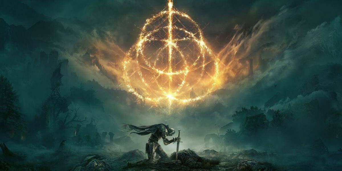 """Игра """"Elden Ring"""" (2022) Постер"""