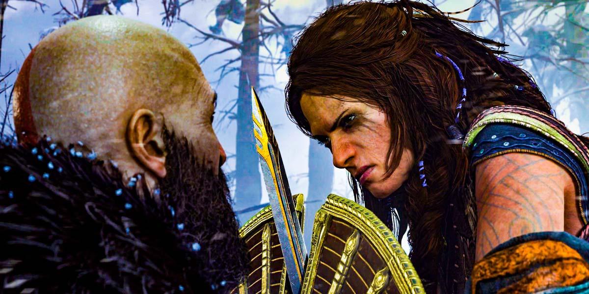 """Игра """"God of War 5: Ragnarok"""" (2022)"""