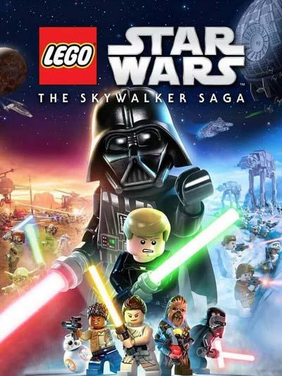LEGO Star Wars: The Skywalker Saga (2022) постер