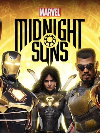 Marvel's Midnight Suns (2022) постер
