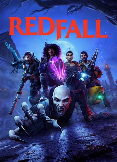 Redfall (2022) постер
