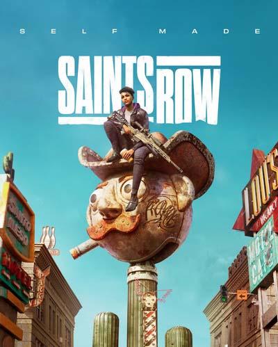 Saints Row (2022) постер