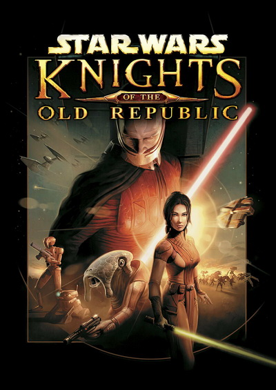 Star Wars: Knights of the Old Republic Remake (2022) постер