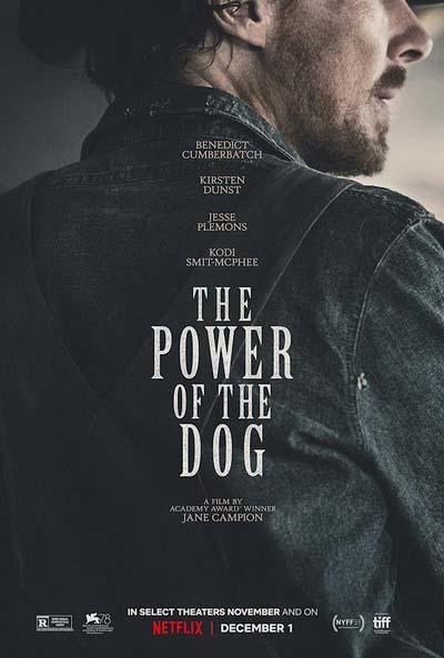 Власть пса (2021) постер