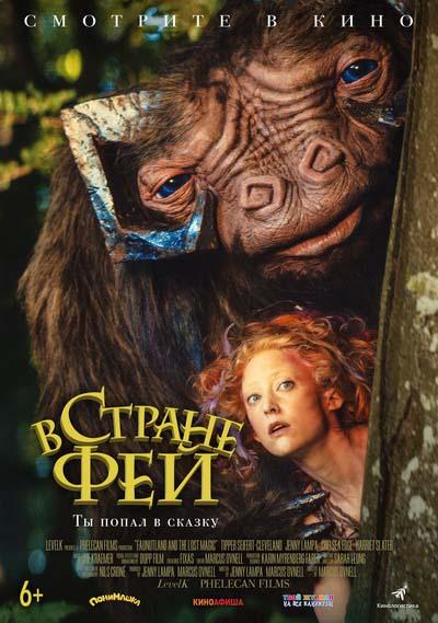 В стране фей (2021) постер