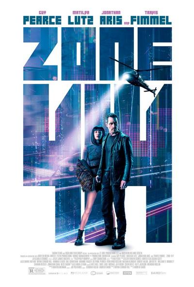 Зона 414 (2021) постер