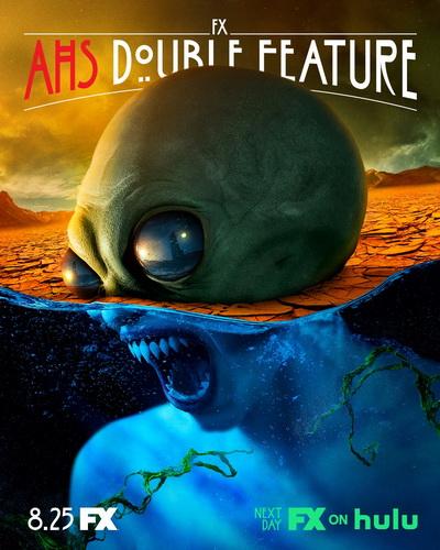Американская история ужасов: Двойной сеанс (2021) постер
