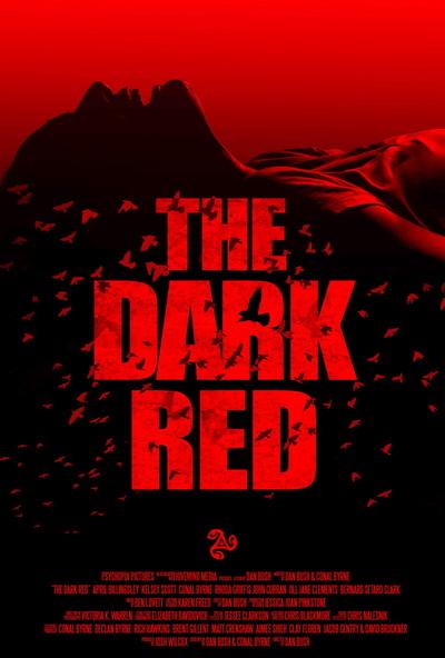 Код Тёмно-красный (2021) постер
