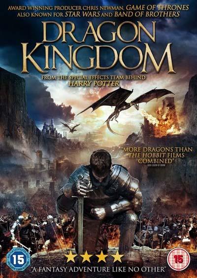 Королевство драконов (2021) постер