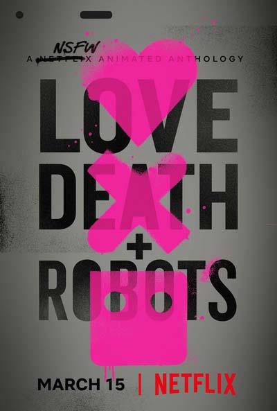 Любовь. Смерть. Роботы (2021) постер