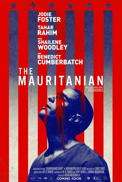 Мавританец (2021) постер