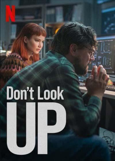 Не смотрите наверх (2021) постер