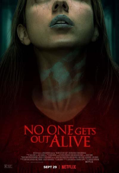 Никто не уйдёт живым (2021) постер