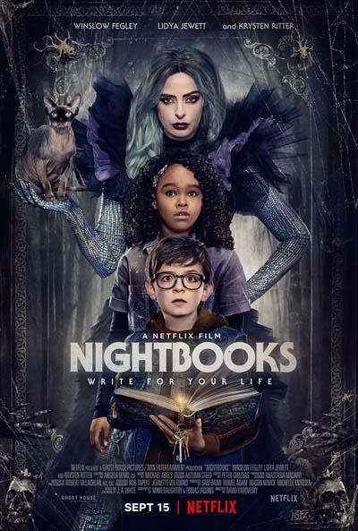 Ночные тетради (2021) постер
