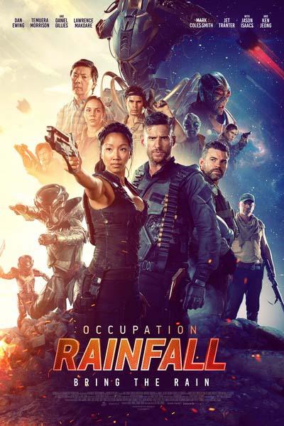 Оккупация: Миссия «Дождь» (2021) постер