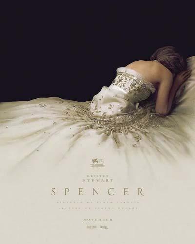 Спенсер: Тайна принцессы Дианы (2021) постер