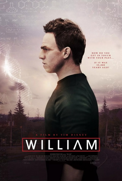 Уильям. Последний неандерталец (2021) постер