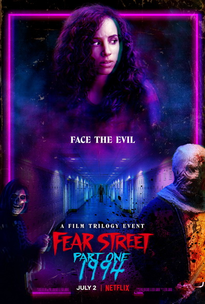 Улица страха. Часть 1: 1994 (2021) постер