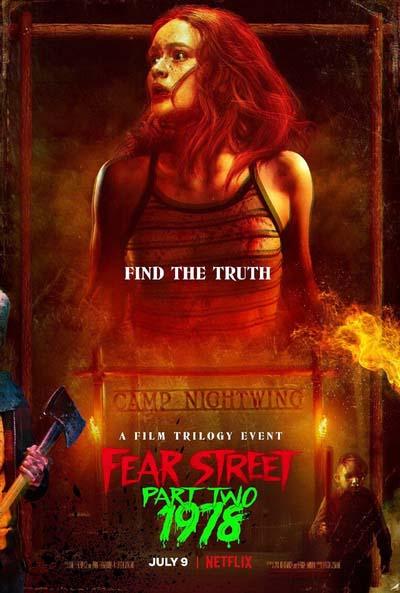 Улица страха. Часть 2: 1978 (2021) постер