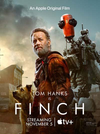Финч (2021) постер
