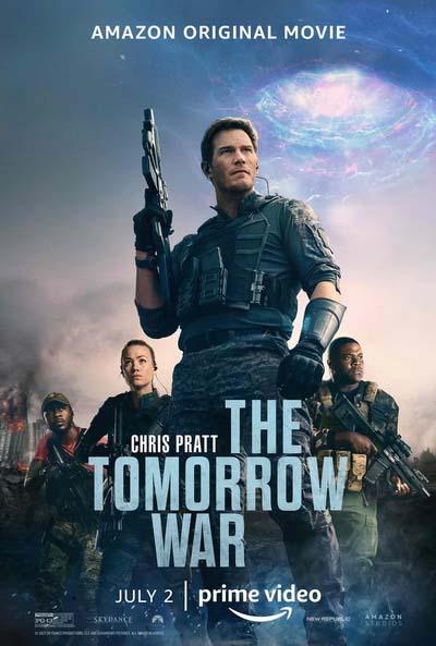 Война будущего (2021) постер
