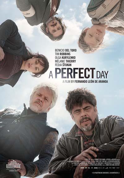 Идеальный день, чтобы умереть (2015) постер